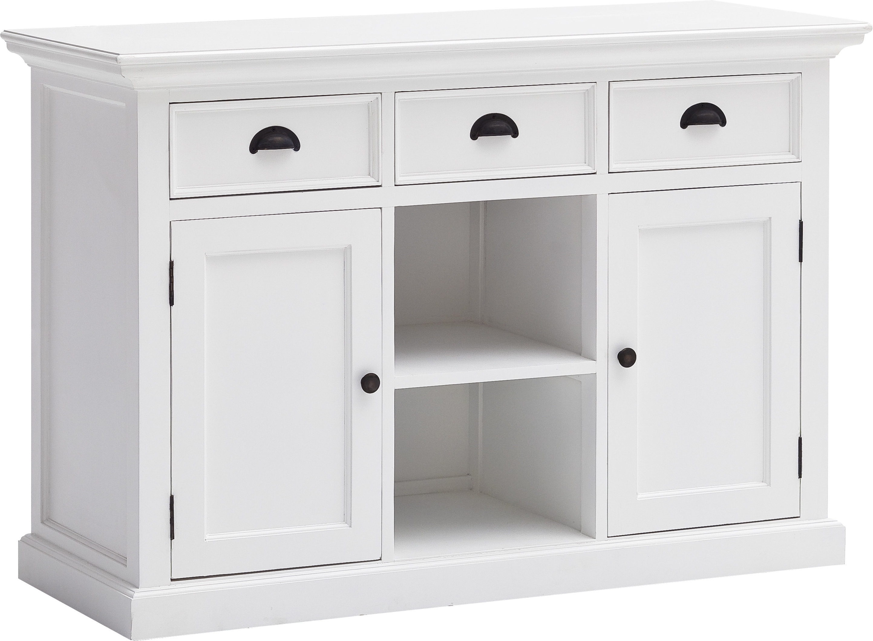 Amityville Wood Server Throughout Trendy Pineville Dining Sideboards (View 1 of 20)