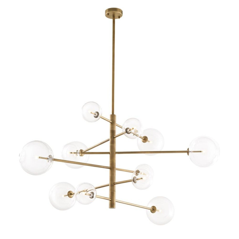 Argento 12 Light Sputnik Chandelier For Well Liked Asher 12 Light Sputnik Chandeliers (View 3 of 20)