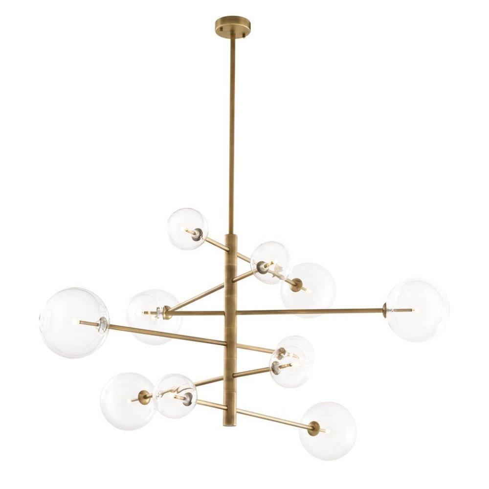 Argento 12 Light Sputnik Chandelier For Well Liked Asher 12 Light Sputnik Chandeliers (Gallery 16 of 20)