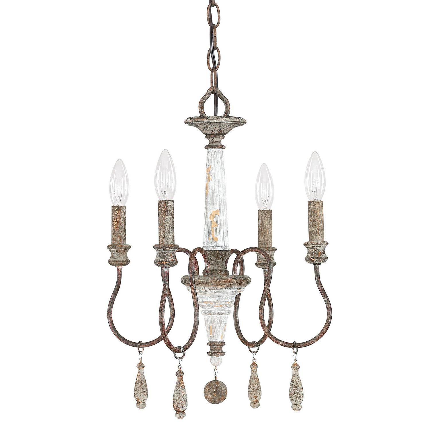 Armande Candle Style Chandelier Pertaining To Popular Bouchette Traditional 6 Light Candle Style Chandeliers (View 3 of 20)