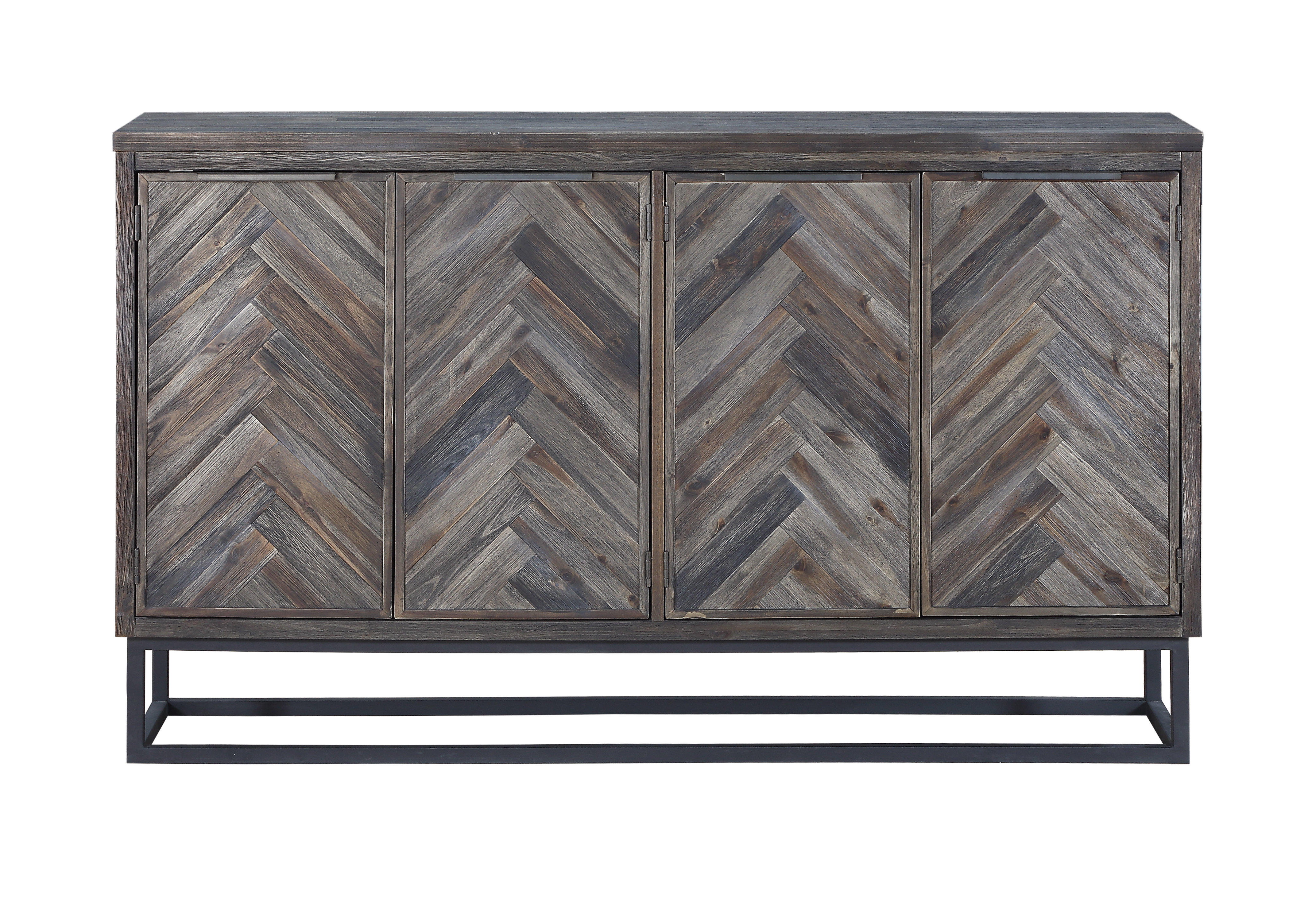 Armelle Sideboards Pertaining To Favorite Kaelyn Credenza (Gallery 10 of 20)
