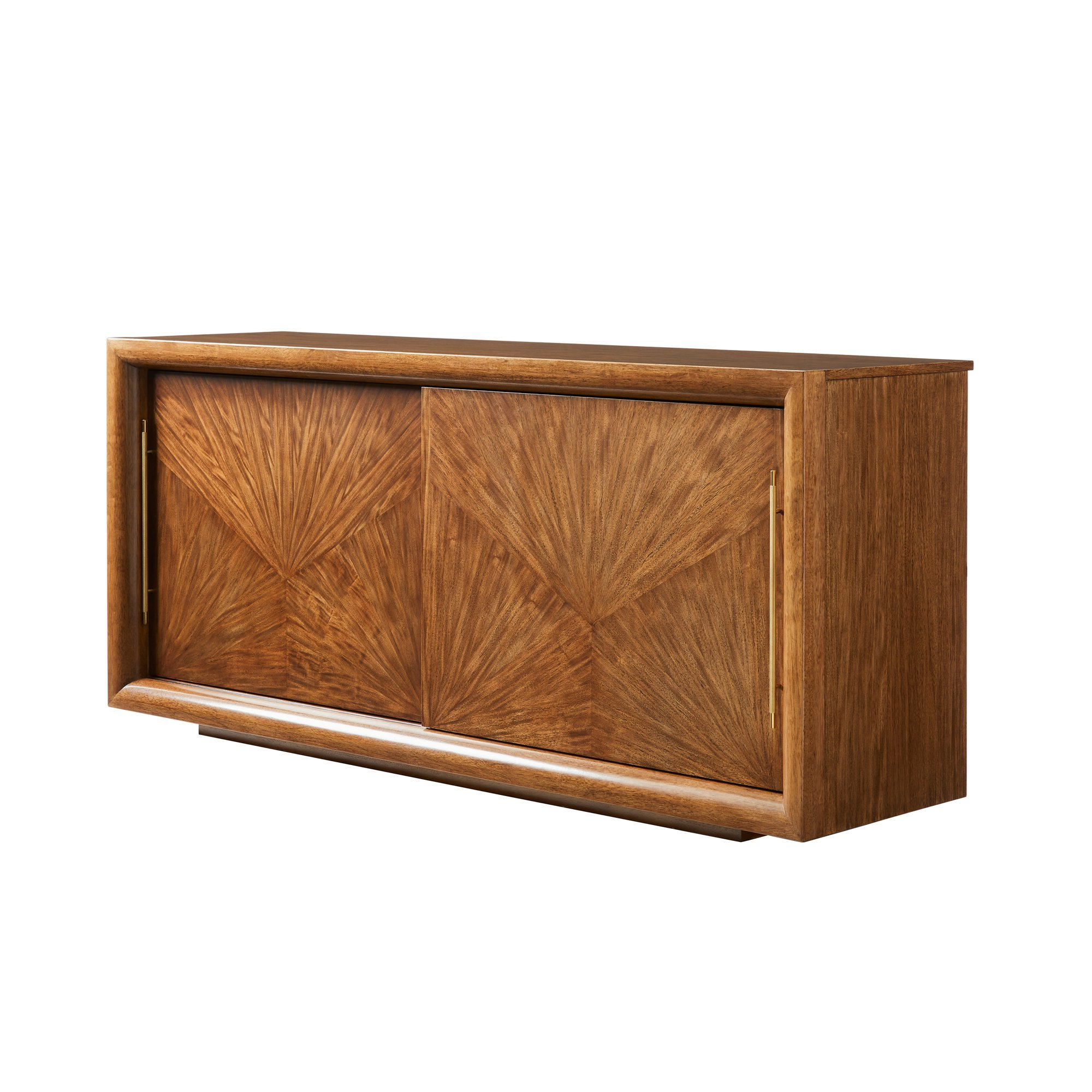 Armelle Sideboards With Latest Panavista Credenza (Gallery 12 of 20)