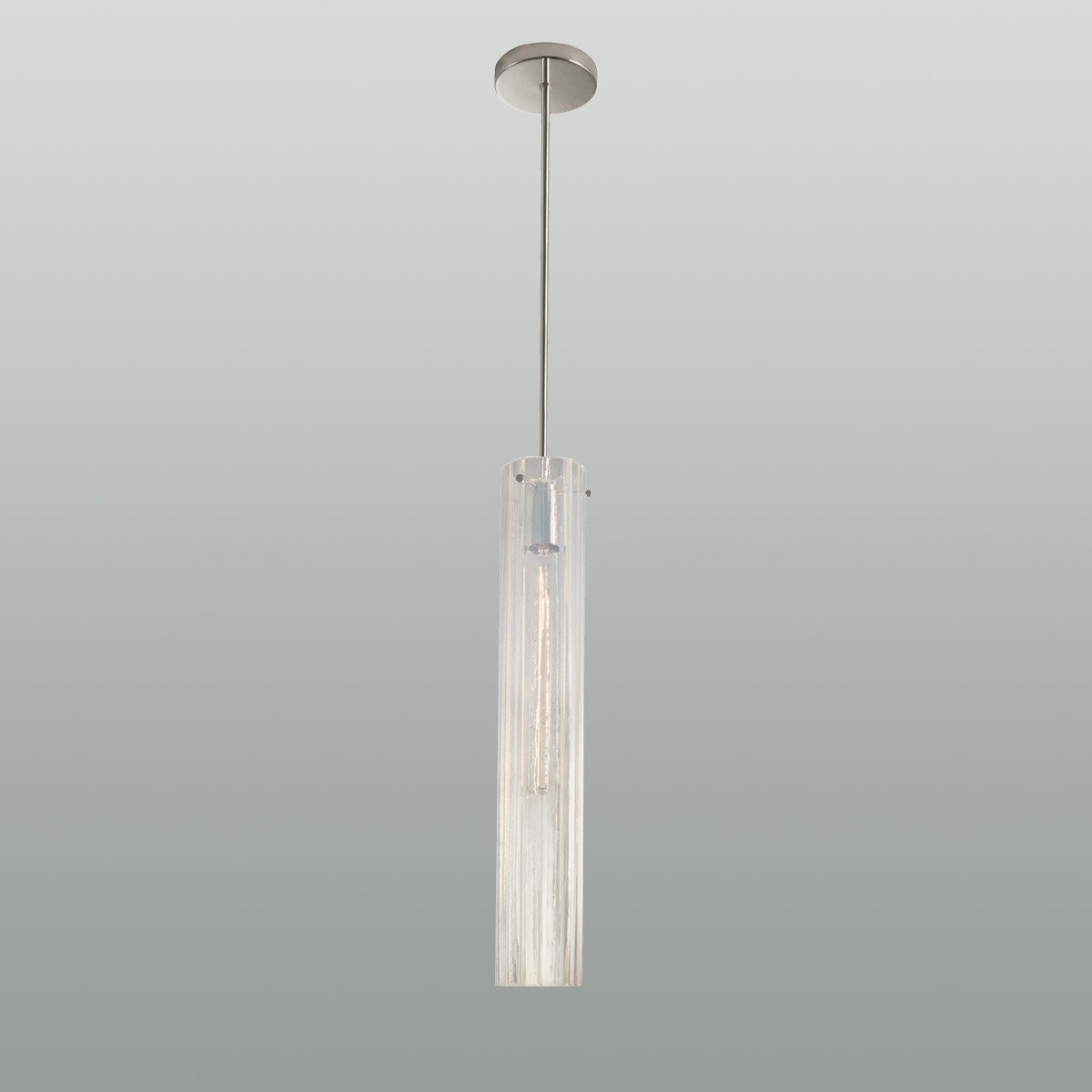 Bainbridge 1 Light Single Cylinder Pendants Pertaining To Current 1 Light Cylinder Pendant (View 5 of 20)