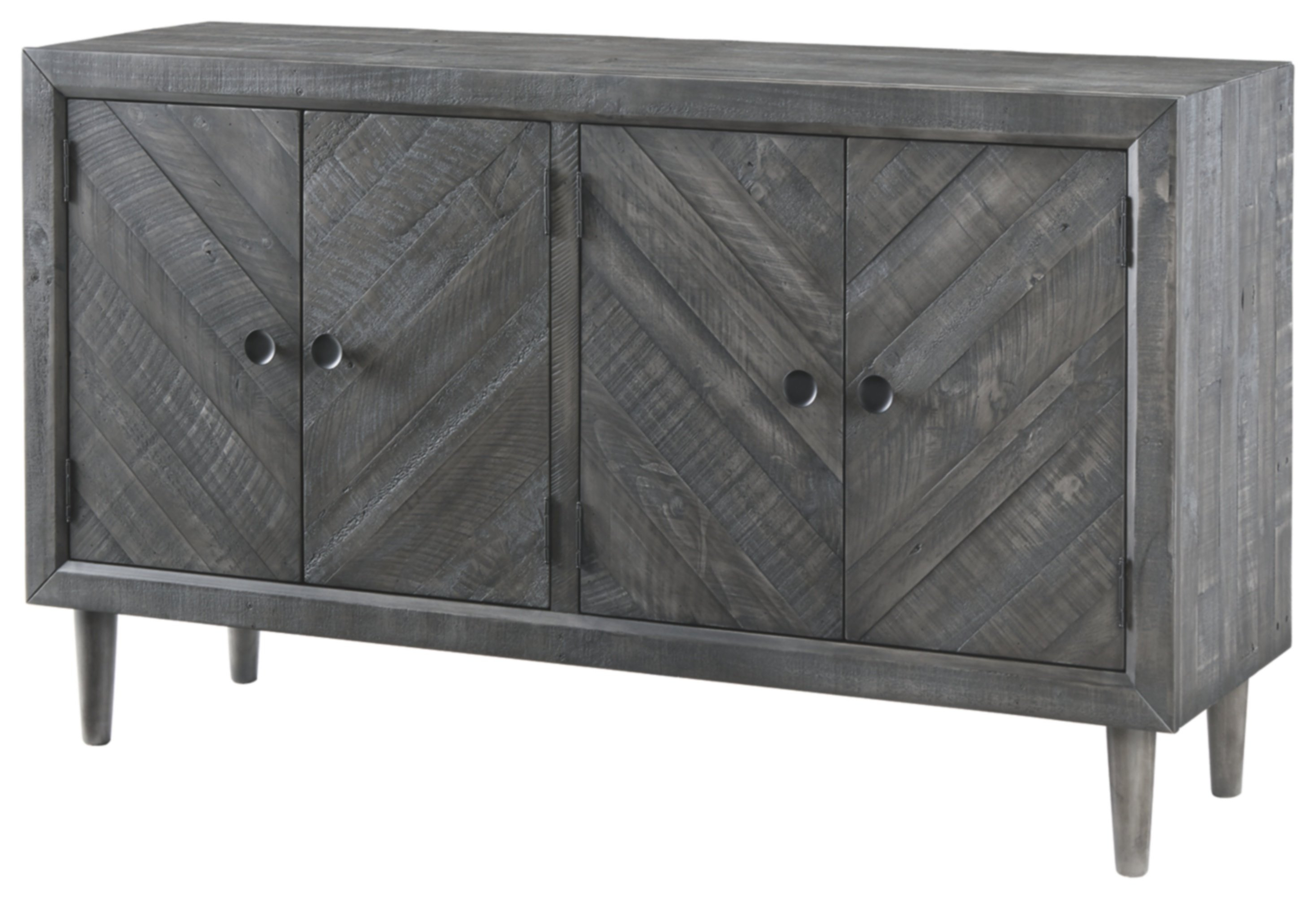 Banach Sideboard Pertaining To Most Recent Mauldin 3 Door Sideboards (Gallery 18 of 20)