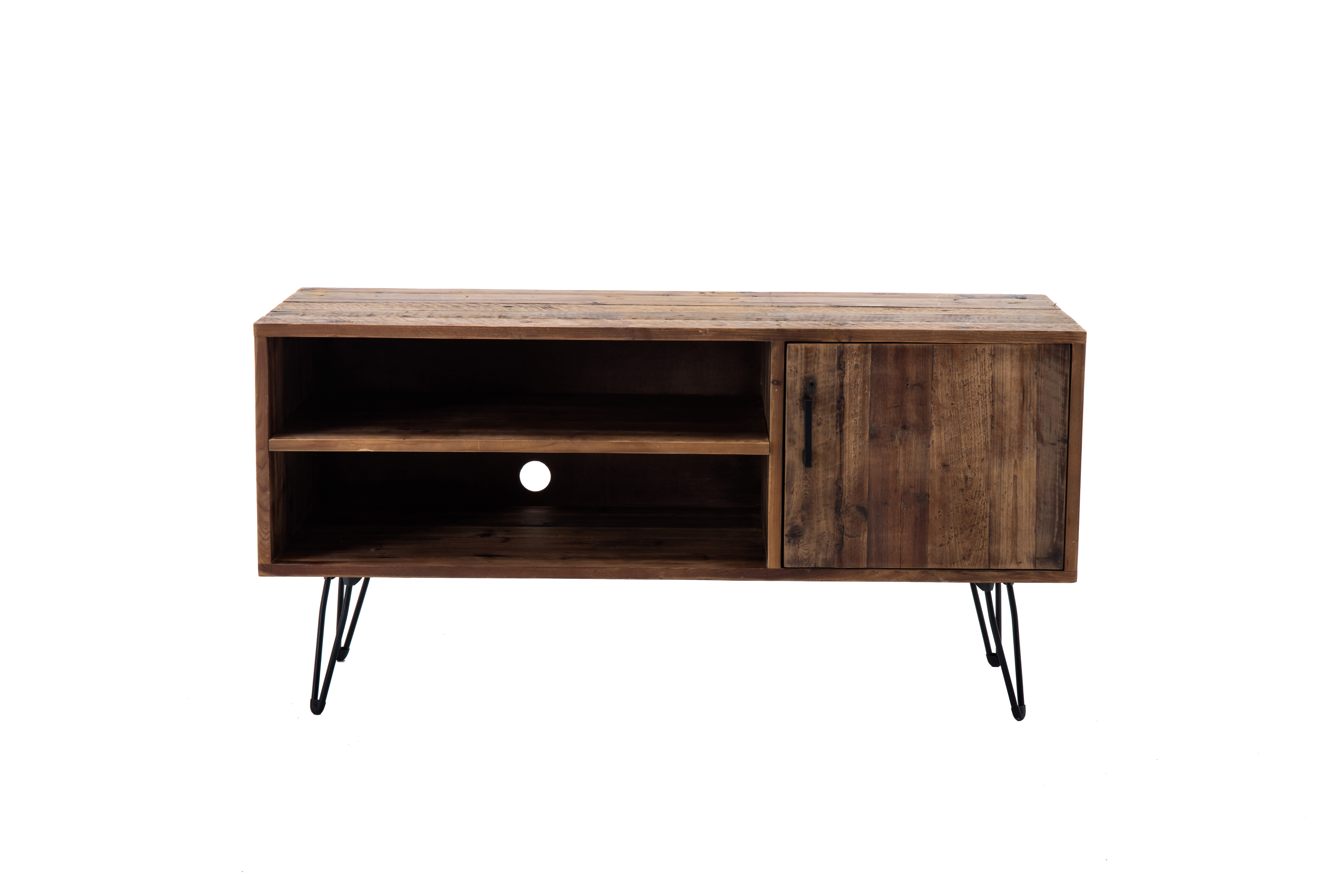 """Barclee Media Tv Stand For Tvs Up To 58"""" Regarding Newest Ericka Tv Stands For Tvs Up To 42"""" (View 4 of 20)"""