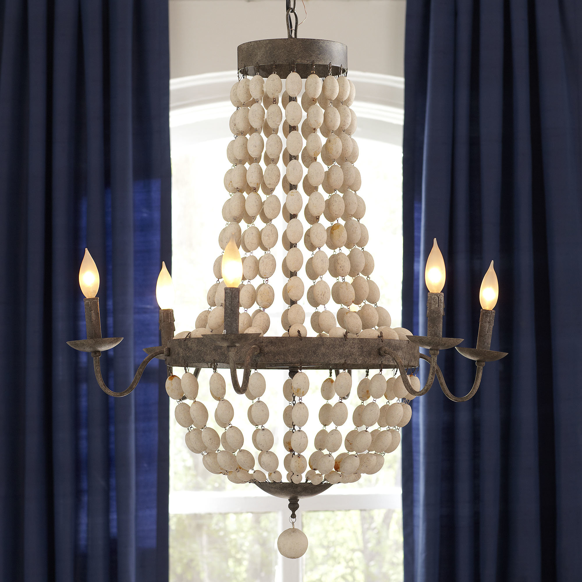 Bargas 6 Light Empire Chandelier In Most Up To Date Duron 5 Light Empire Chandeliers (View 1 of 20)