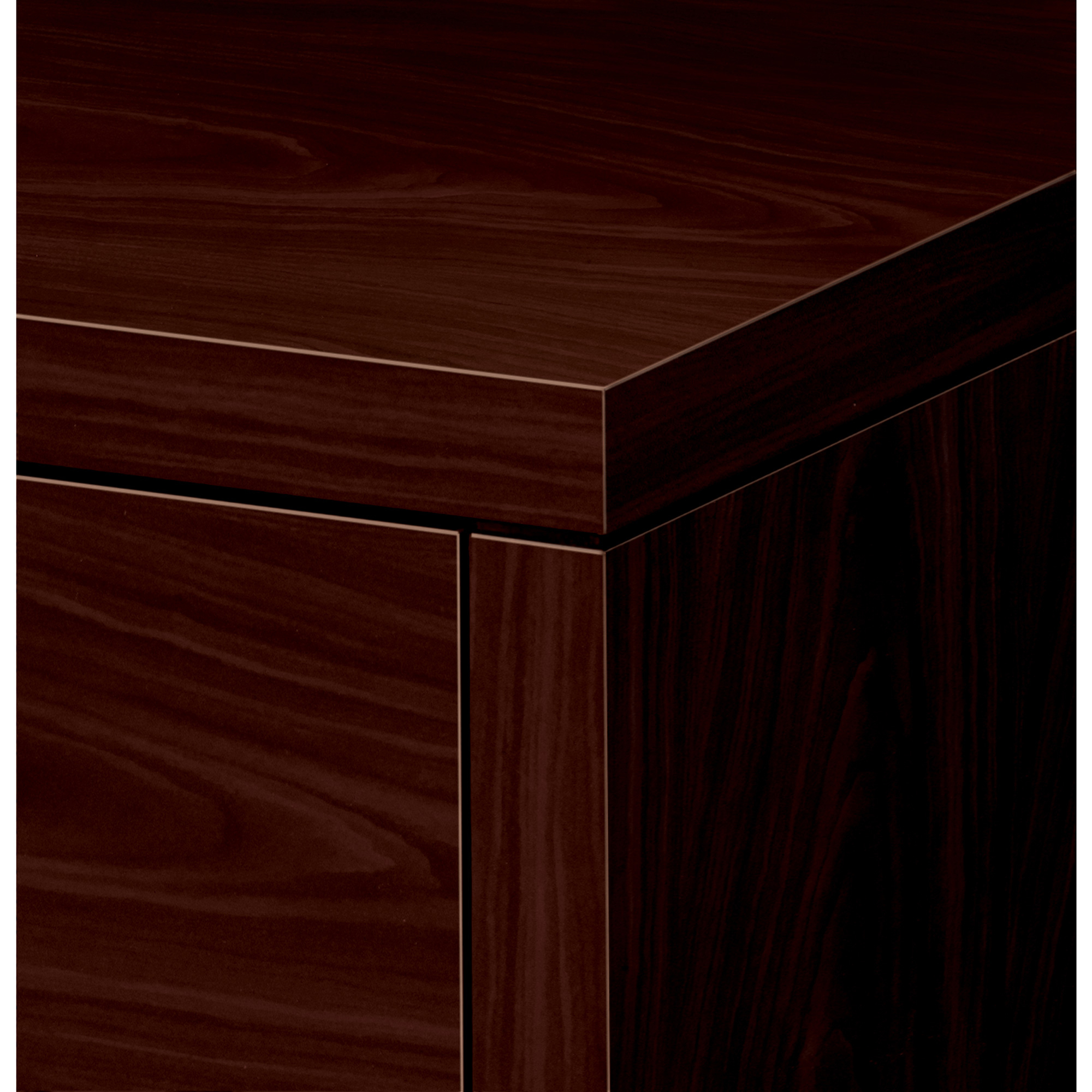 "Barr Credenzas Within Best And Newest Hon 10500 Series Left Credenza, 72""w – 72"" X 24"" X  (View 4 of 20)"