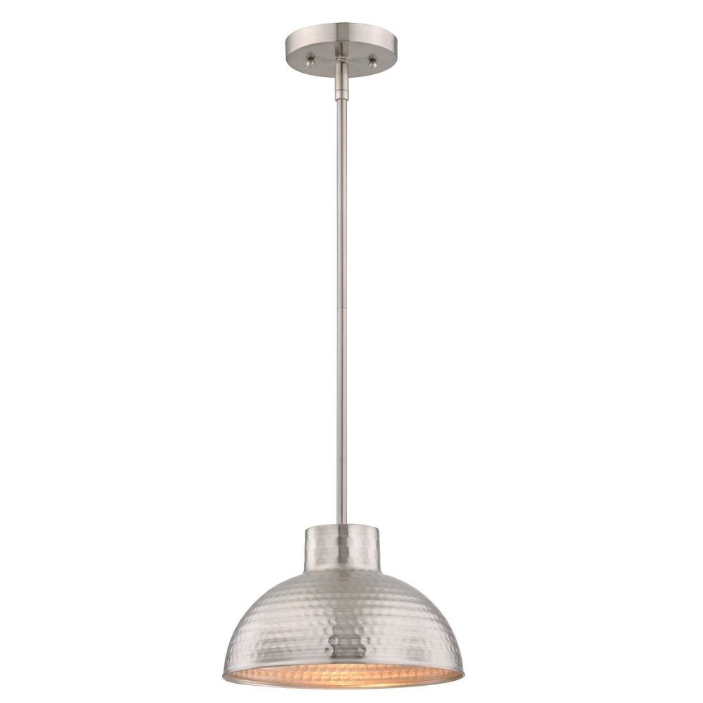 Batista 1 Light Single Dome Pendant Regarding 2019 Southlake 1 Light Single Dome Pendants (View 3 of 20)
