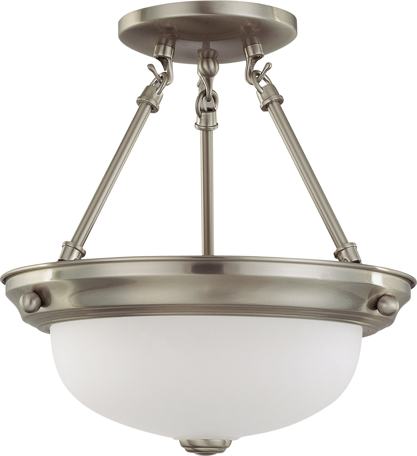 Baumgartner 1 Light Bowl Pendant With Most Up To Date Alayna 4 Light Shaded Chandeliers (View 7 of 20)