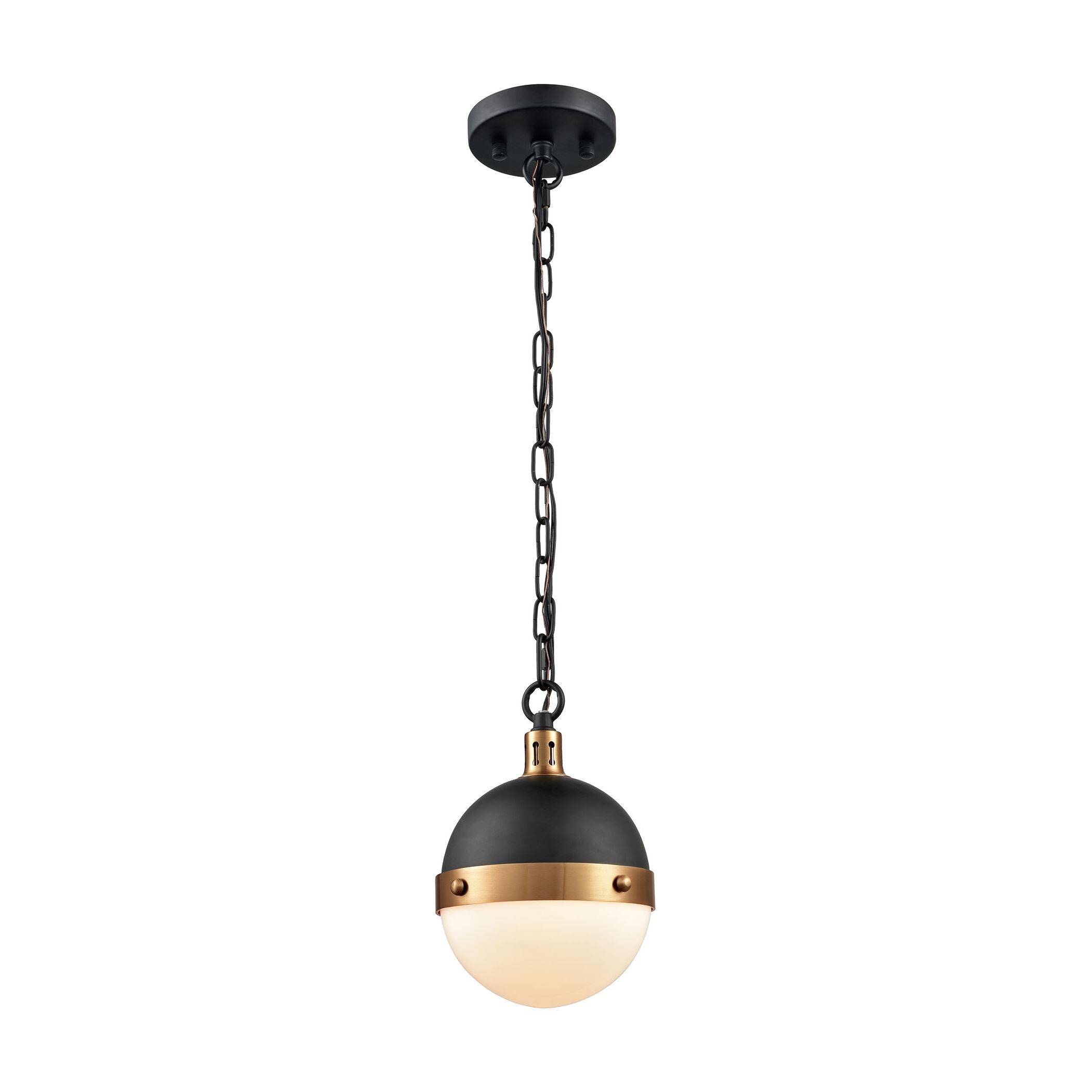 Bautista 1 Light Single Globe Pendants Regarding Popular Wein 1 Light Single Globe Pendant (View 4 of 20)