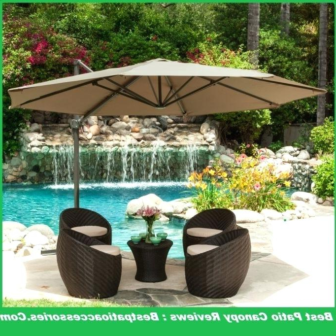Behling Canopy Patio Daybeds With Cushions Throughout Most Up To Date Patio Canopy (View 8 of 20)