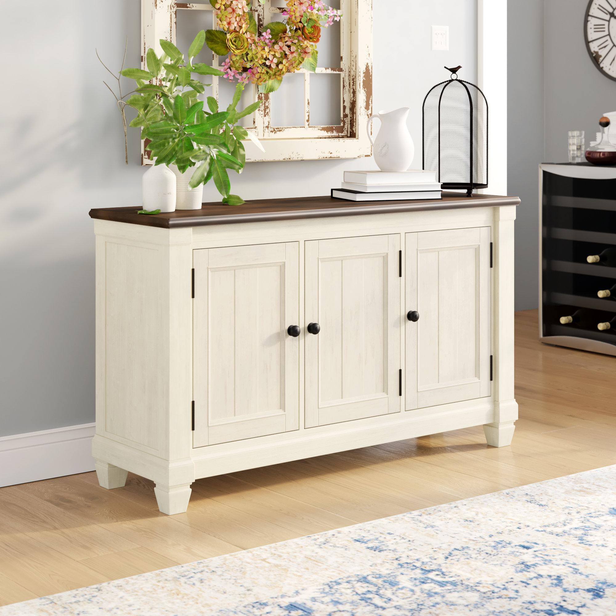 Best And Newest Cazenovia Charnley Sideboards Inside Carlie Server (View 1 of 20)