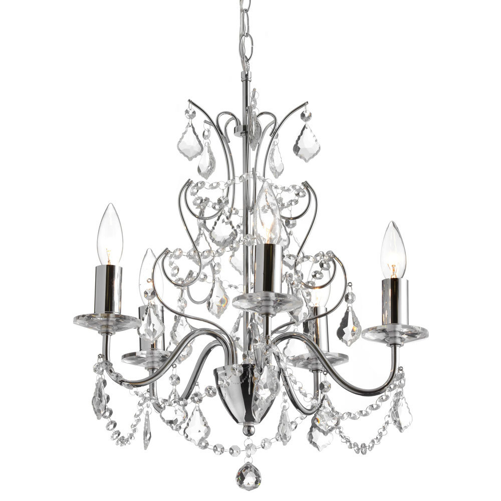 Best And Newest Edmond 5 Light Candle Style Chandelier Throughout Blanchette 5 Light Candle Style Chandeliers (View 3 of 20)