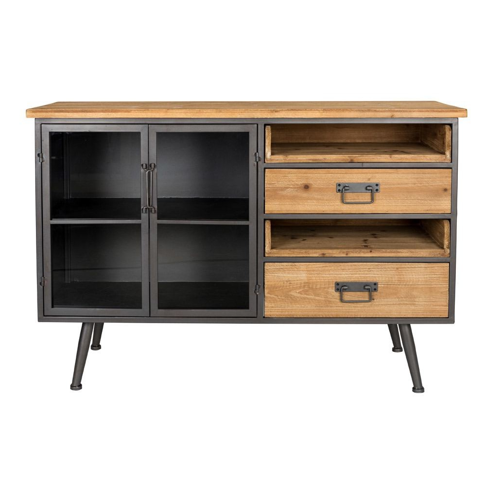 Best And Newest Houseology Soho Collection Damian Sideboard Intended For Damian Sideboards (Gallery 1 of 20)