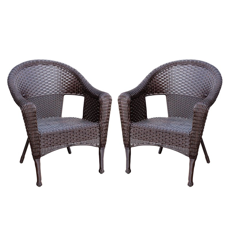 Best And Newest Kentwood Resin Wicker Patio Chair Without Cushion Within Kentwood Resin Wicker Loveseats (View 2 of 20)