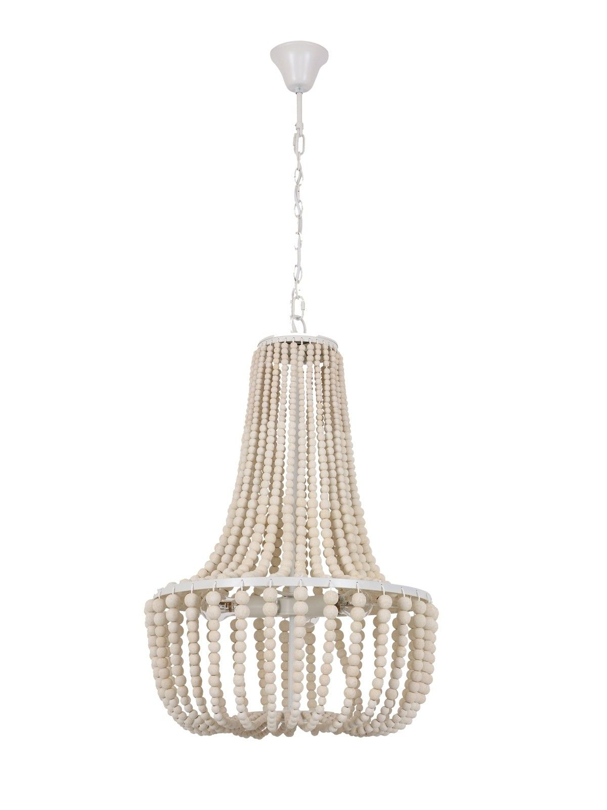 Best And Newest Koralky 3 Light Pendant In White Wash (View 2 of 20)