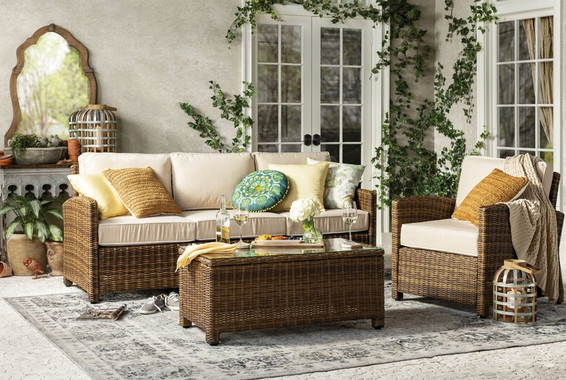 Best And Newest Lawson Patio Chair With Cushions With Belton Patio Sofas With Cushions (View 10 of 20)