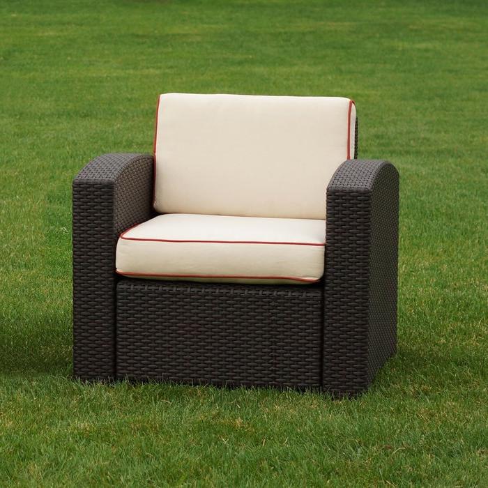 Best And Newest Loggins Patio Sofas With Cushions In Loggins Patio Chair With Cushions (Gallery 10 of 21)