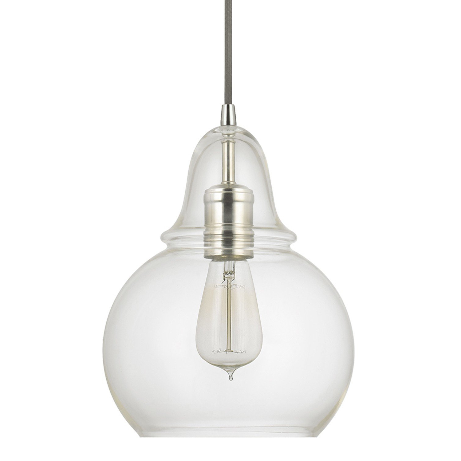Best And Newest Mercury Row Conard 1 Light Single Bell Pendant Intended For Carey 1 Light Single Bell Pendants (View 2 of 20)