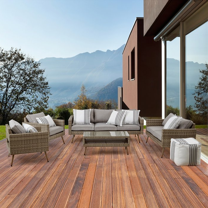 Best And Newest Pantano Loveseats With Cushions Regarding Pantano Loveseat With Cushions (View 9 of 20)