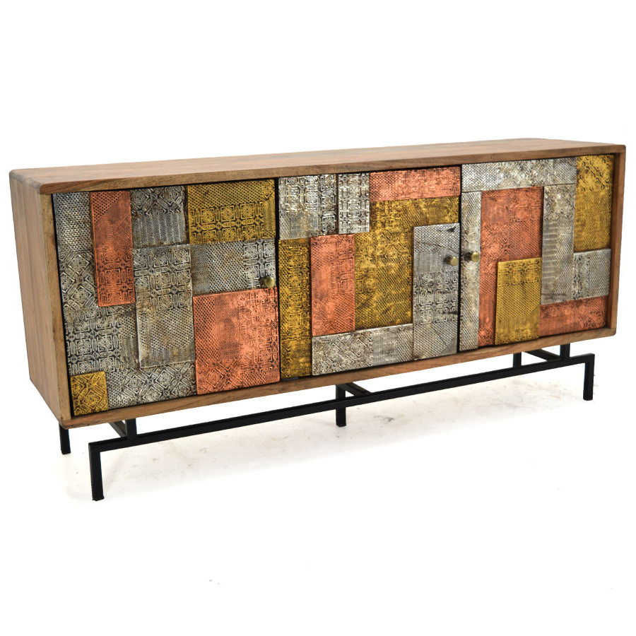 Best And Newest Remington Sideboards Throughout Sawyer Media Cabinet – Sideboard – Home Source Furniture (Gallery 8 of 20)