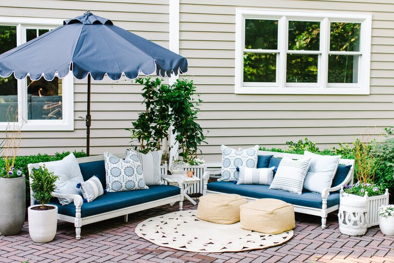 Best And Newest Roush Teak Patio Daybeds With Cushions In Roush Teak Patio Daybed With Cushions (View 3 of 20)