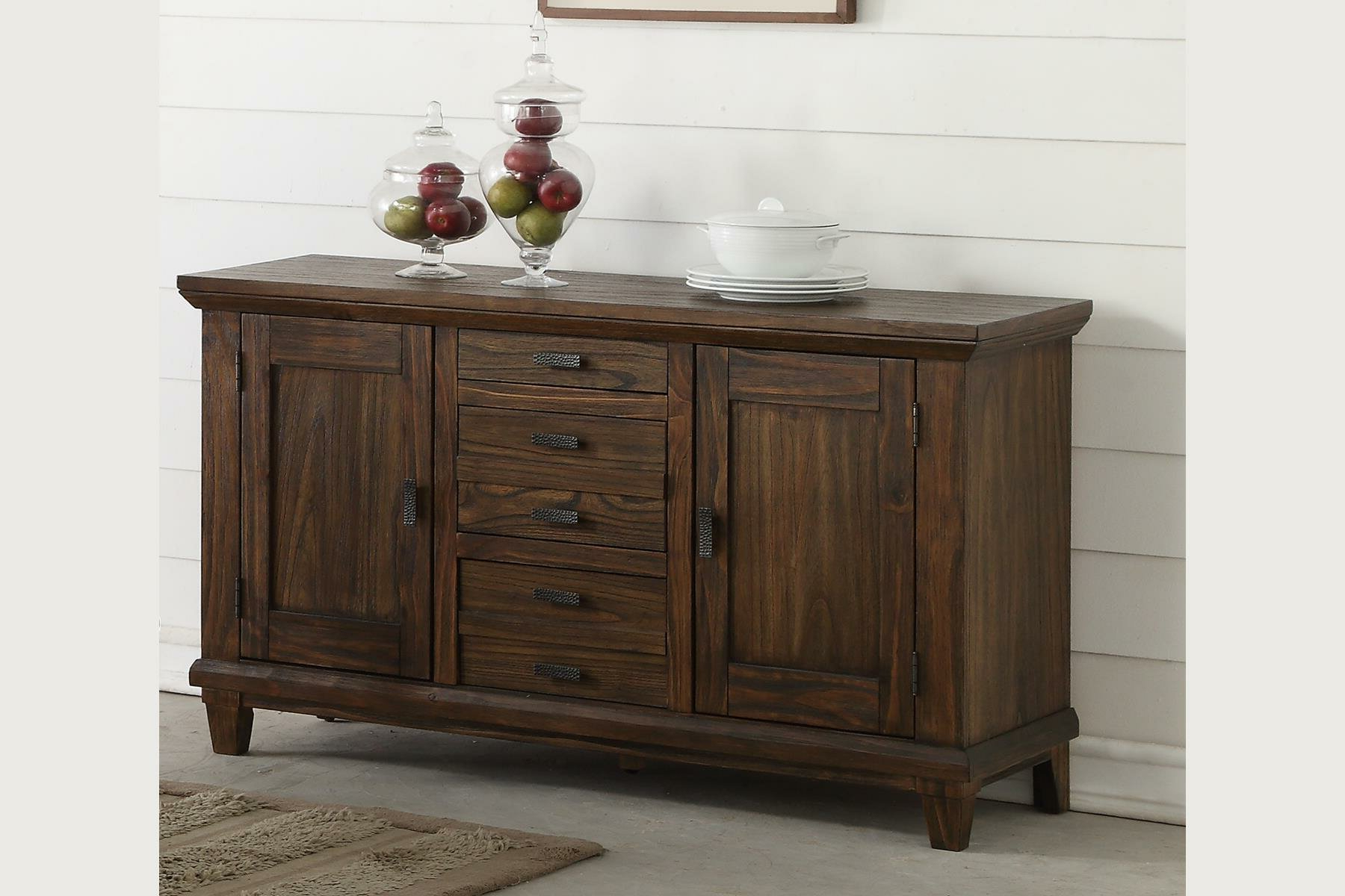 Best And Newest Tilman Sideboards Within Rustic Sideboards & Buffets (View 3 of 20)