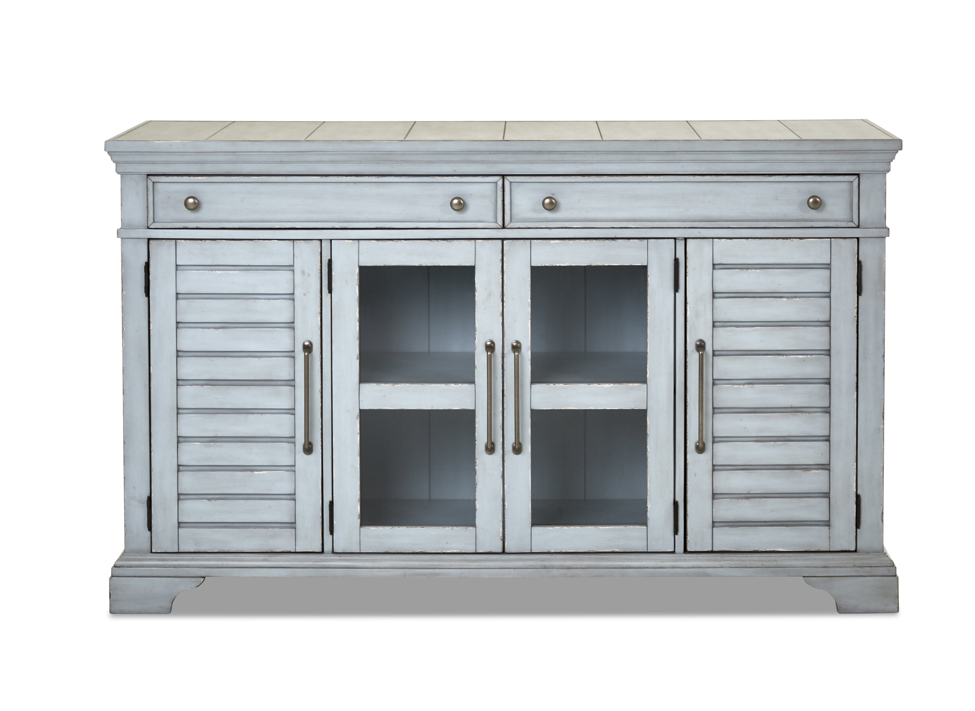 Best And Newest Trisha Yearwood Home Key West Sideboard Within Drummond 3 Drawer Sideboards (View 4 of 20)