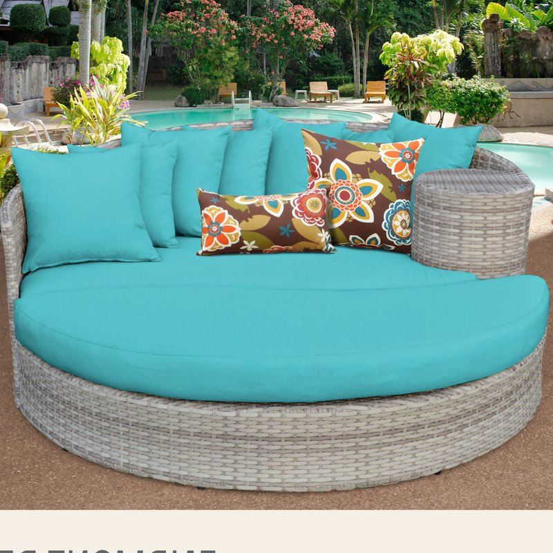 Best Outdoor Daybed Reviews: Check Out These Top 10 Choices! For Well Known Gilbreath Daybeds With Cushions (View 2 of 20)