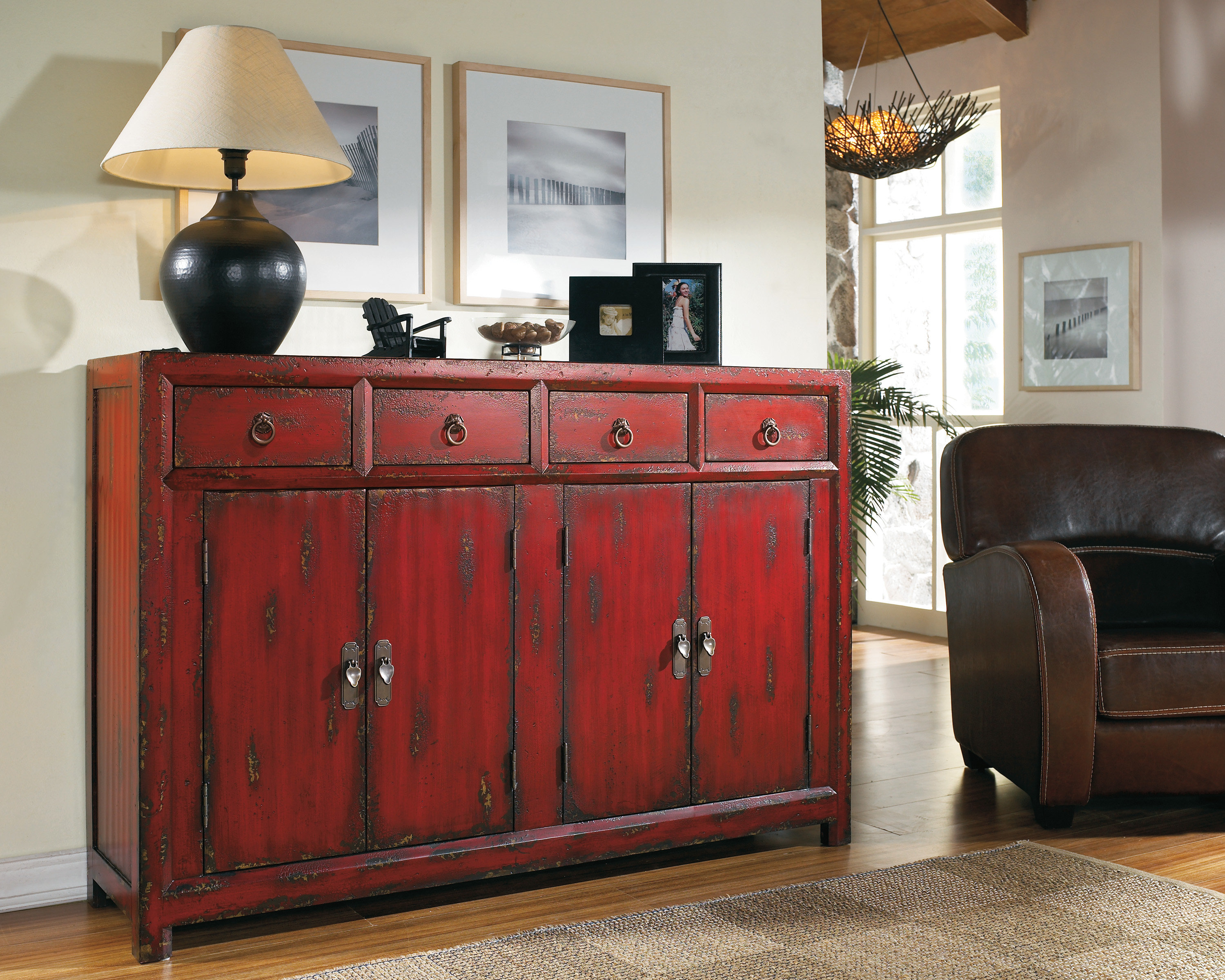 Birch Lane Inside Preferred Ilyan Traditional Wood Sideboards (View 1 of 20)