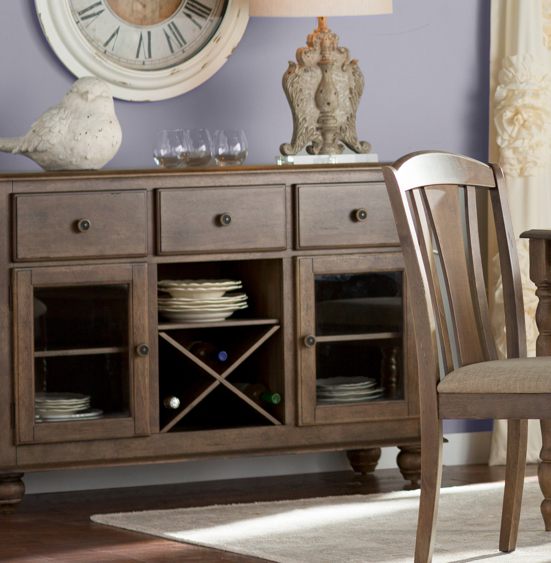 Birch Lane™ Perez Sideboard With Regard To Well Known Perez Sideboards (Gallery 3 of 20)