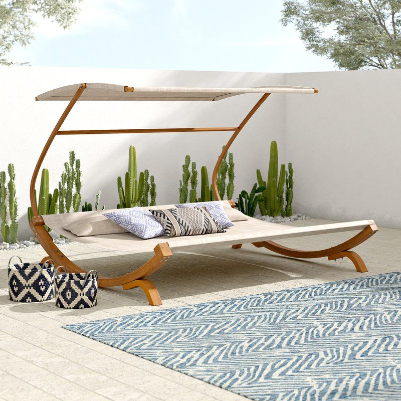 Bk Backyard In Beal Patio Daybeds With Cushions (Gallery 17 of 20)
