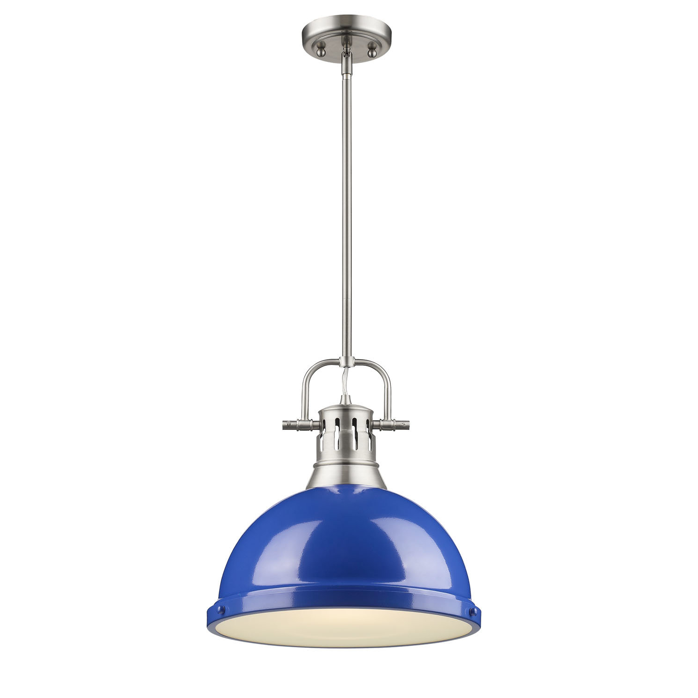 Bodalla 1 Light Single Bell Pendants Intended For 2020 Bodalla 1 Light Single Dome Pendant (View 13 of 20)