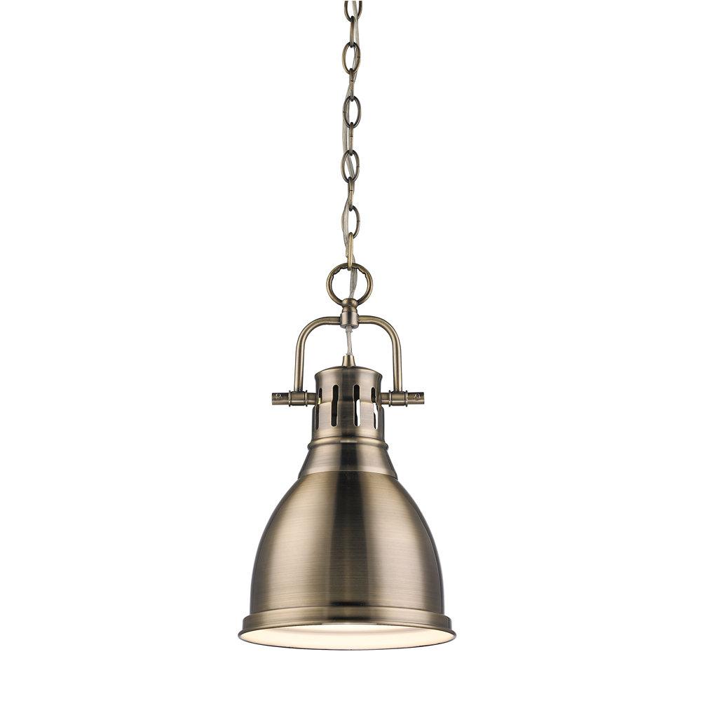 Bodalla 1 Light Single Bell Pendants Pertaining To Most Current Balden 1 Light Single Bell Pendant (View 7 of 20)