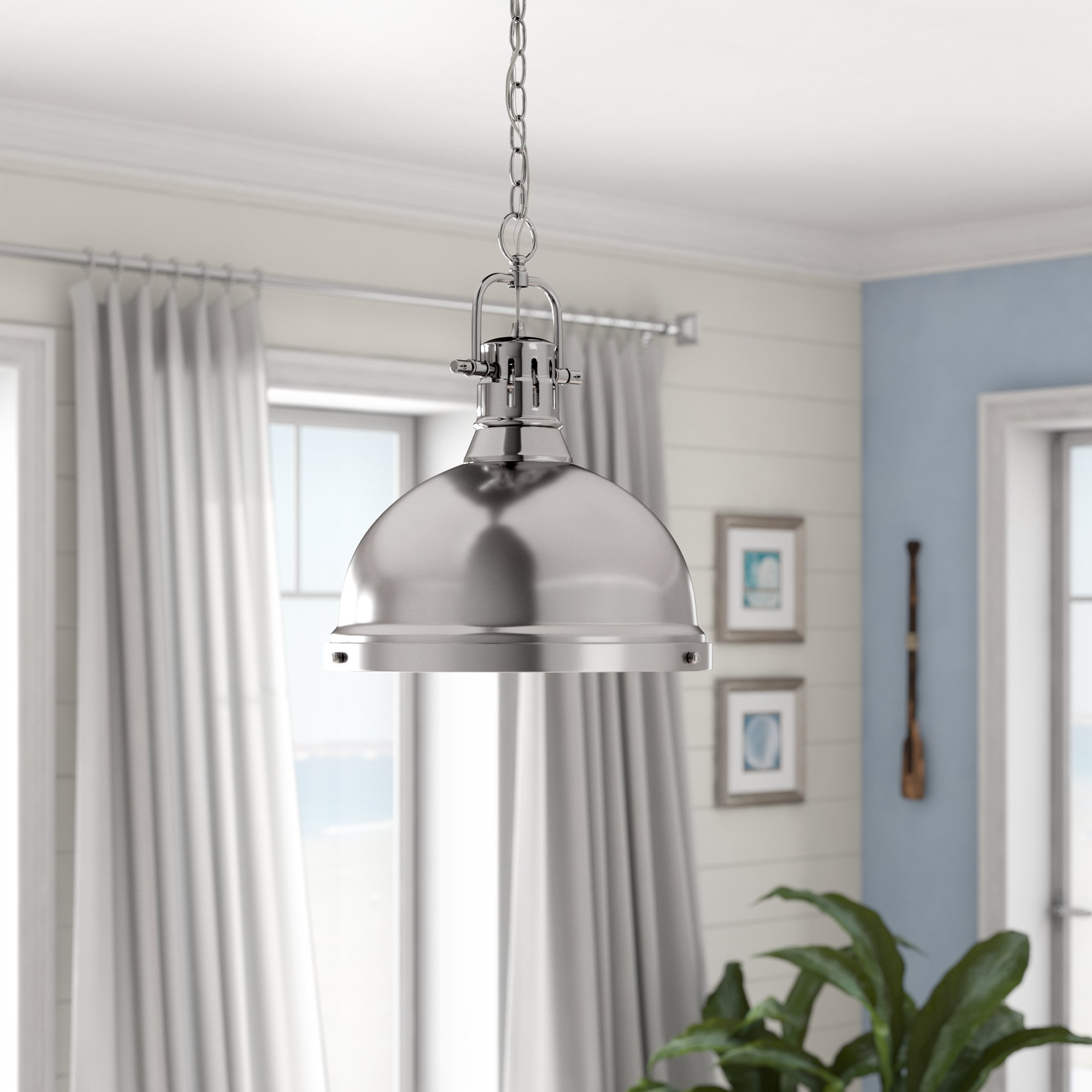 Bodalla 1 Light Single Bell Pendants With Newest Bodalla 1 Light Single Dome Pendant (View 20 of 20)