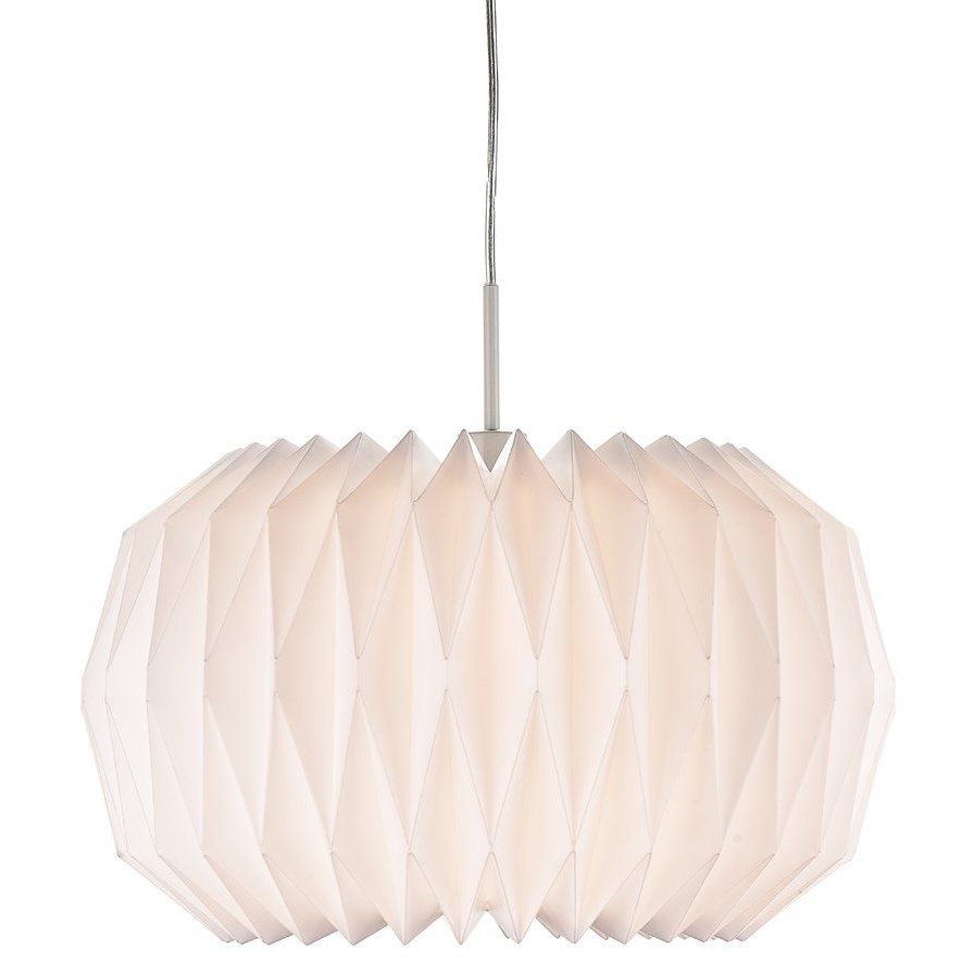 Brayden Studio Melora 1 Light Single Geometric Pendant With Trendy Melora 1 Light Single Geometric Pendants (View 4 of 20)