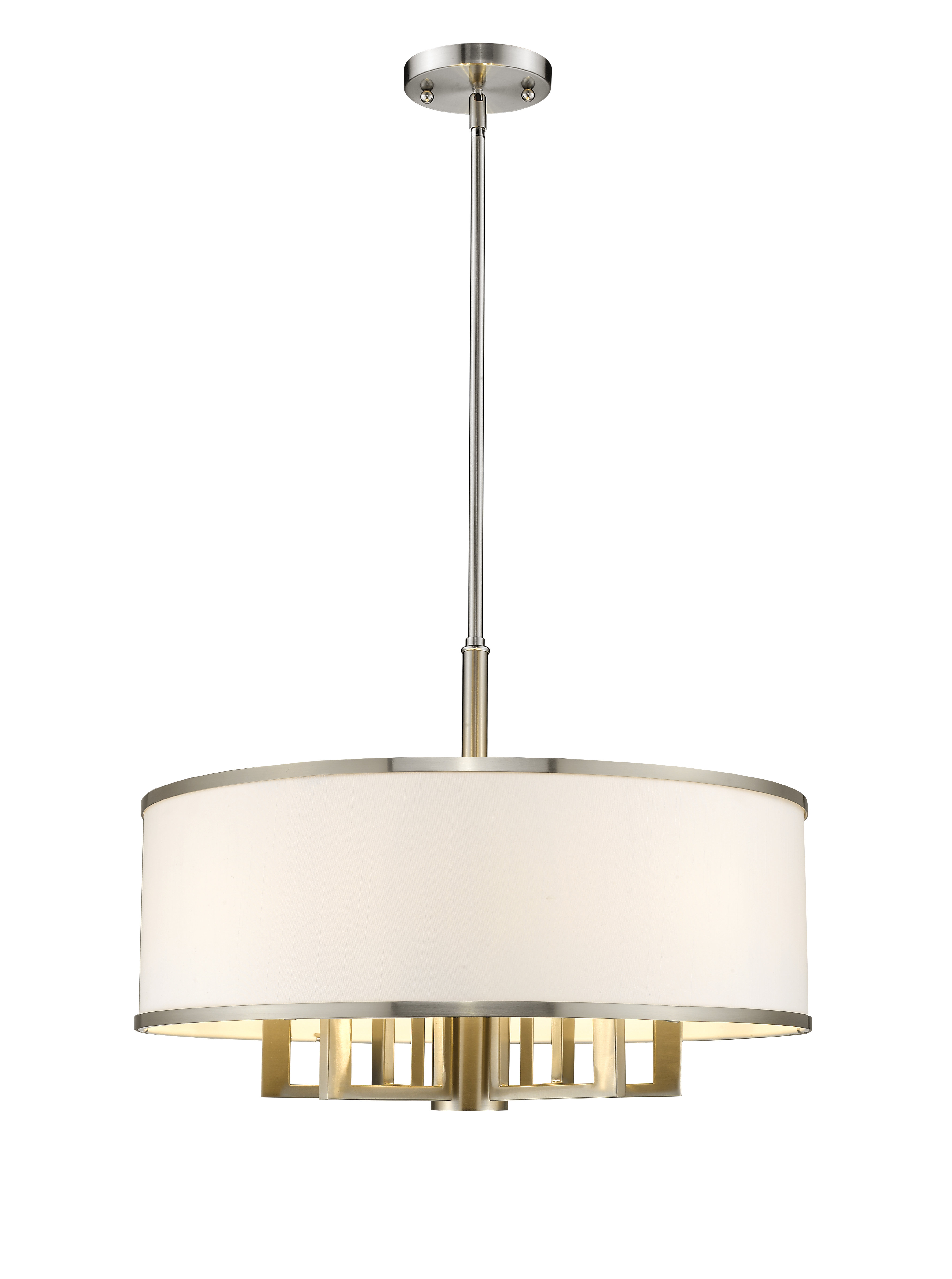 Featured Photo of Breithaup 7 Light Drum Chandeliers