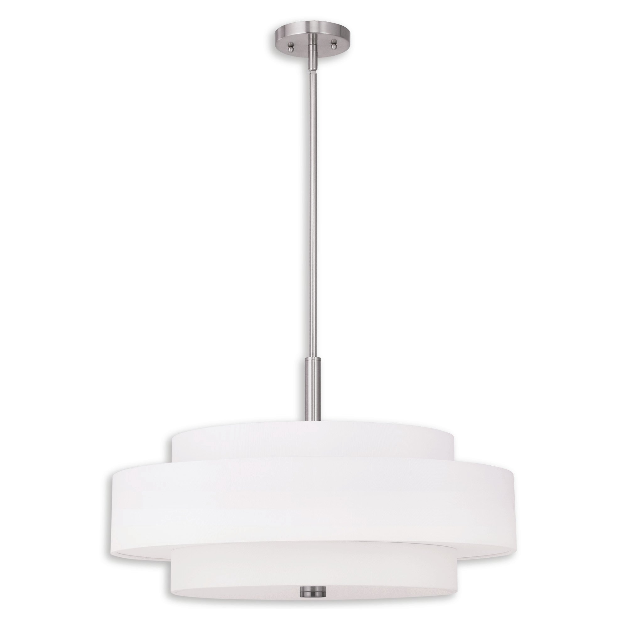 Breithaup 7 Light Drum Chandeliers Throughout Most Popular Alina 5 Light Drum Chandelier (View 7 of 20)