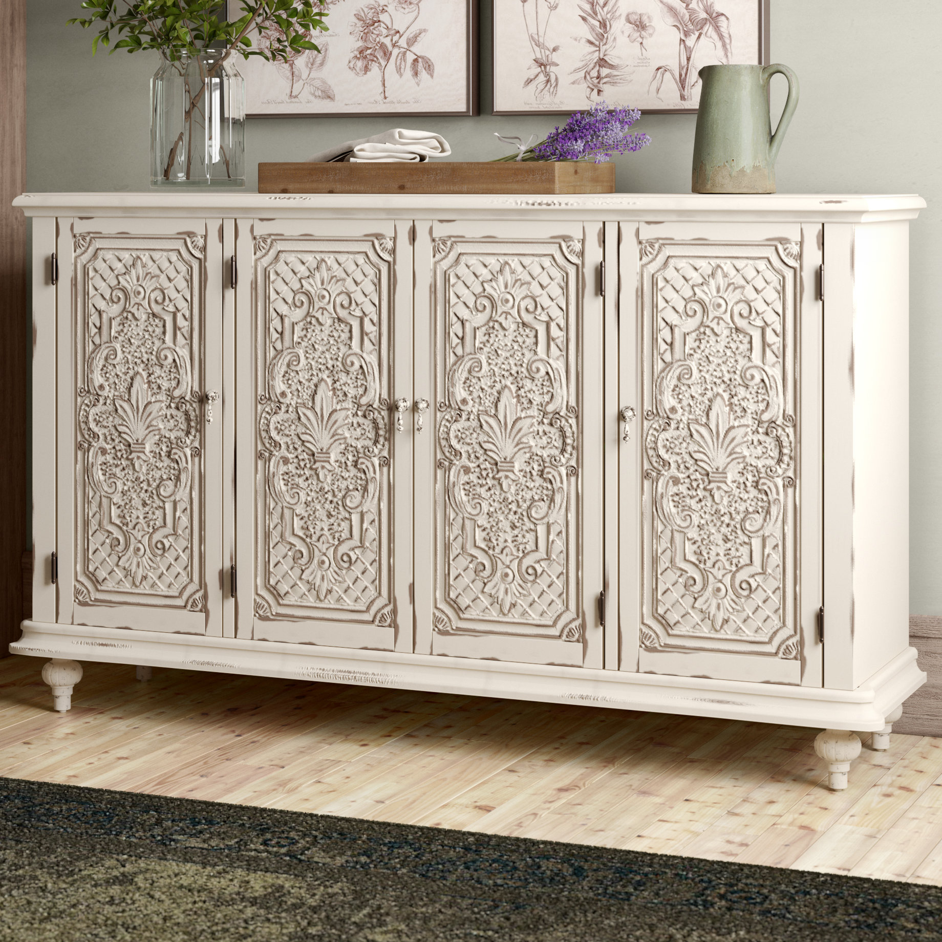 Bremner Credenzas Within Most Recent Ophelia & Co (View 6 of 20)