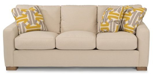 Bryant Loveseats With Cushion With Regard To Newest Flexsteel Bryant Sofa (View 9 of 20)