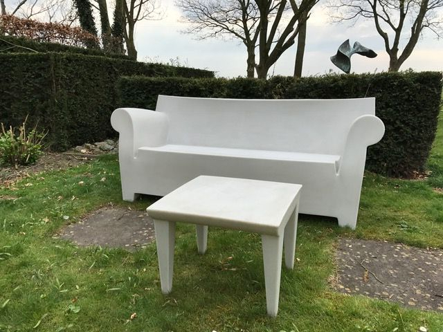 Bubble Club Sofas For 2020 Philippe Starck For Kartell – Bubble Club Sofa And Table (Lot 1) – Catawiki (View 5 of 20)