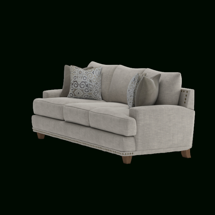 Bullock Outdoor Wooden Loveseats With Cushions Intended For Well Liked Bulloch Sofa (View 6 of 20)