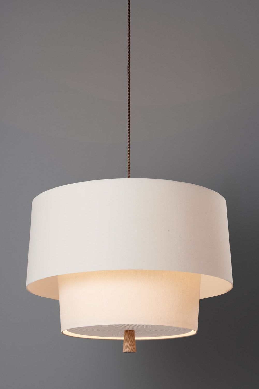 Burslem 3 Light Single Drum Pendants Throughout Recent Nomen In (View 12 of 20)