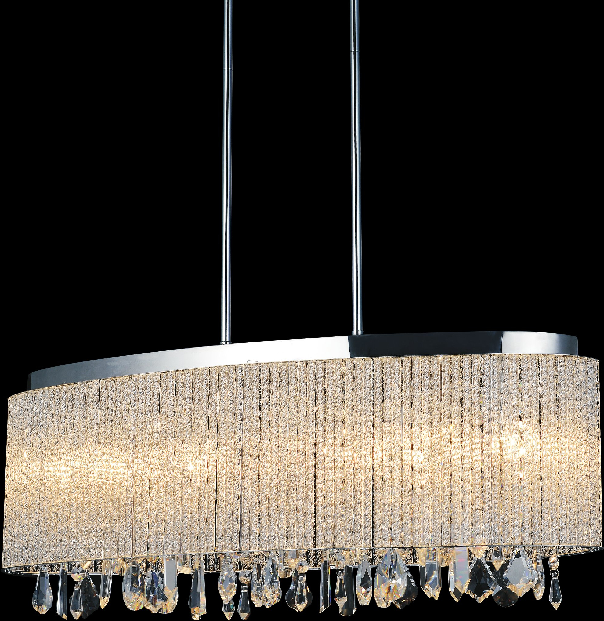 Burton 5 Light Drum Chandelier (Gallery 11 of 20)