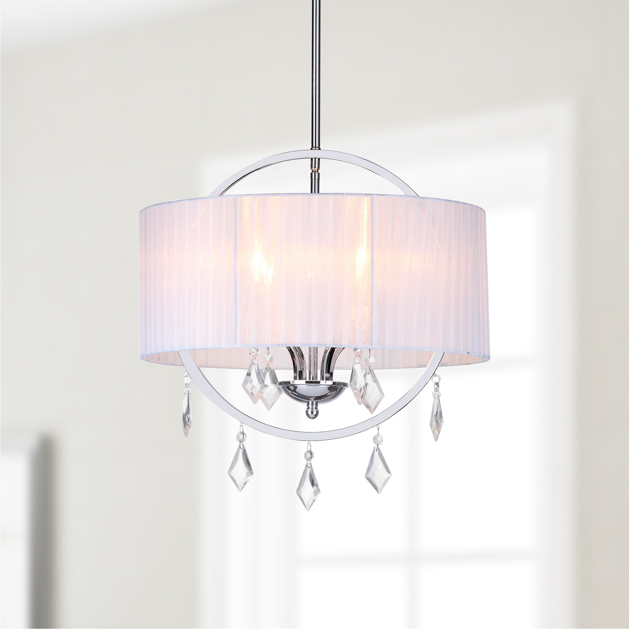 Buster 5 Light Drum Chandeliers In Well Known Hornersville 4 Light Drum Chandelier (Gallery 11 of 20)