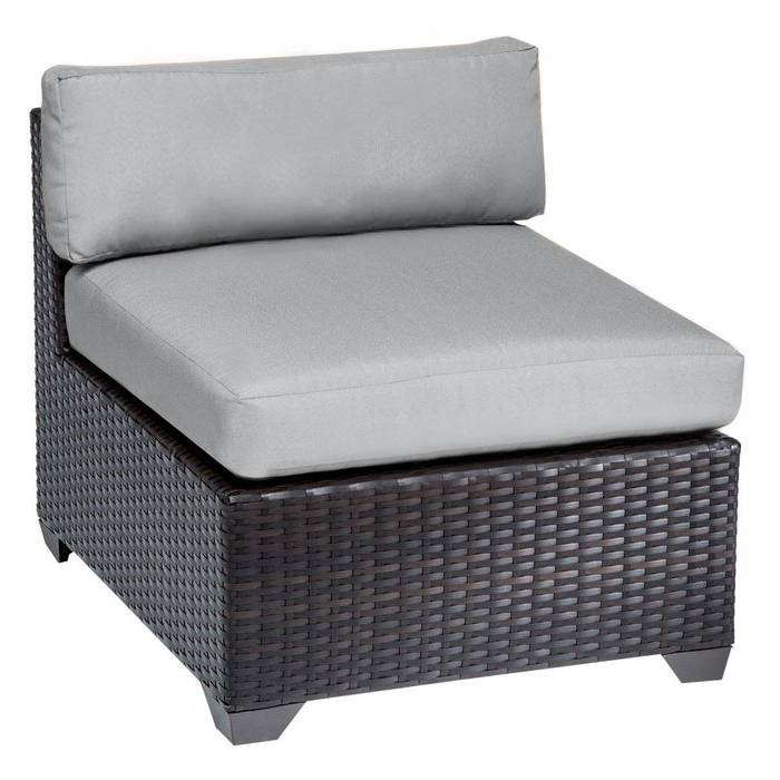 Camak Patio Chair With Cushions Inside Favorite Camak Patio Sofas With Cushions (Gallery 6 of 20)