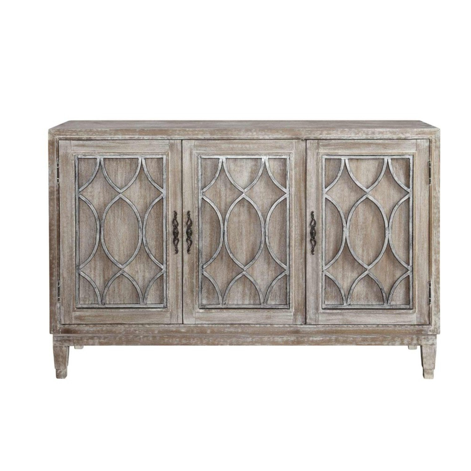 Candide Wood Credenzas With Well Known Dark Wood Credenza (Gallery 13 of 20)