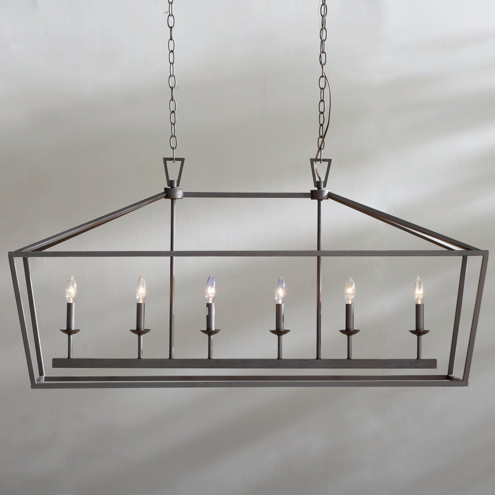 Carmen 6 Light Kitchen Island Pendant In  (View 4 of 20)