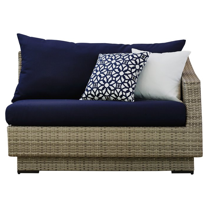 Castelli Loveseats With Cushions Throughout Widely Used Castelli 6 Piece Sectional Set With Cushions (View 12 of 20)