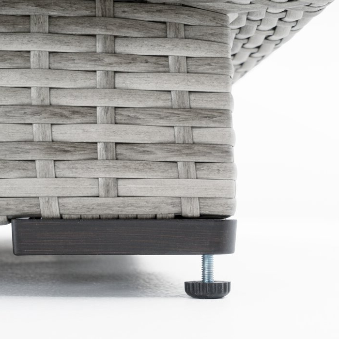 Castelli Patio Sofas With Sunbrella Cushions Pertaining To Well Known Castelli Patio Sofa With Sunbrella Cushions (View 10 of 20)